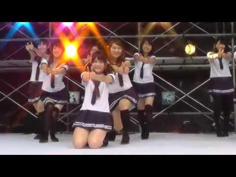 女子大生のコピーダンス 「恋するフォーチュンクッキー - AKB48 」