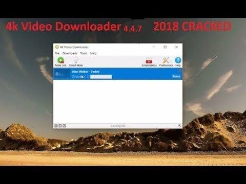 serial number 4k video downloader 4.4.7