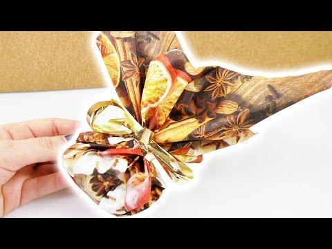 Advents Überraschung selber machen | Süßigkeiten Geschenk Idee | Weihnachtszeit mit Kindern