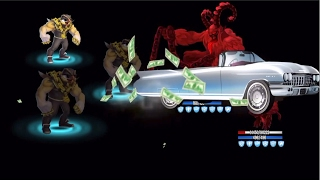 Monster Legends - Super Vano$$ level 130 combat
