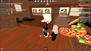 I was promoted at Roblox (work in a pizzeria