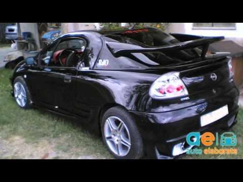 Opel Tigra 1600 Opel Tigra 1600 16V Tuning