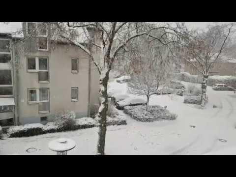Bergkamen im Schneechaos?
