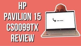 HP Pavilion 15 cs0099tx Review Best all rounder for school, editing & gaming.