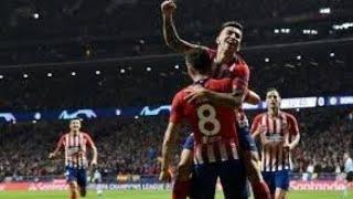 Atlético Madrid(3)vsAtlethic bilbao(2)| Resumen del partido|Highlights|Liga Santander|10/11/18