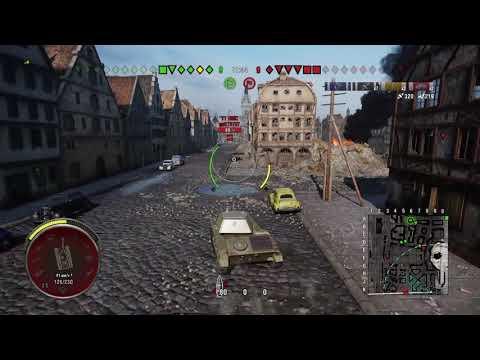 World Of Tanks Воин на т-70