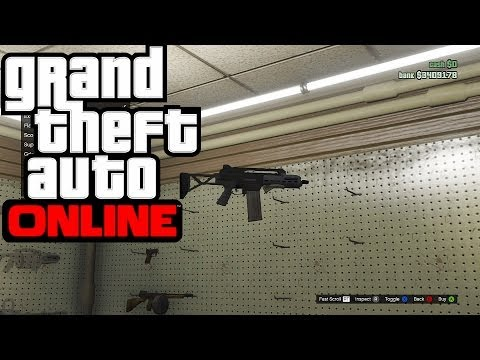 "GTA 5 Online- ""Business DLC Weapons"" Gameplay! (Special Carbine + Heavy Pistol)"