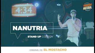 Probando Material: Nanutria (Stand-Up Comedy)