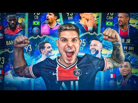 ME TOCAN TOTS DE LA LIGUE 1 BRUTALES!!!   FIFA 21