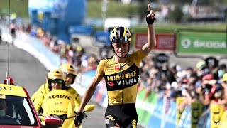 Sepp Kuss Charges To Victory On Dauphine Stage 5