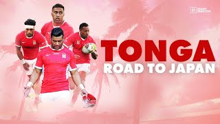 This is what Tonga have been doing in the lead up to the Rugby World Cup