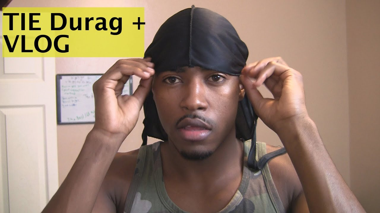 How To Get 360 Waves Amp Tie A Durag Perfectly Vlog 5