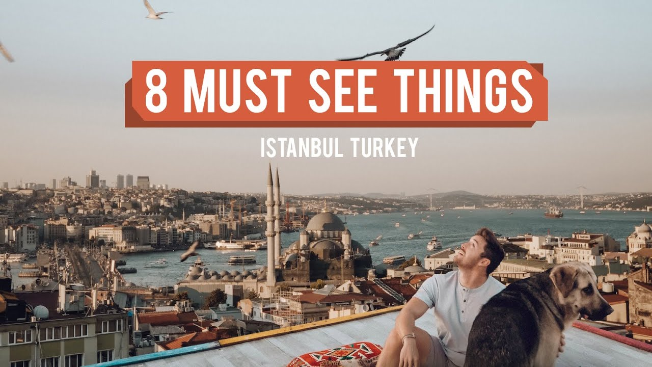 Download MY 8 MUST DO THINGS in Istanbul Turkey - Vlog 205