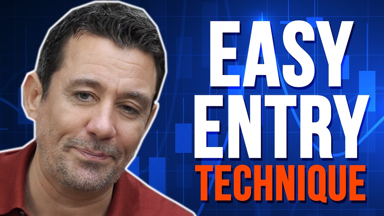 ANYONE CAN TRADE FOREX A Very EASY Entry Technique