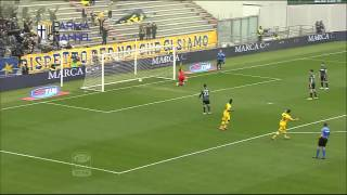 Video Gol Pertandingan Sassuolo vs Parma