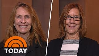 'That is crazy!' These Two Women Couldn't Believe Their Fresh Fall Makeovers | TODAY