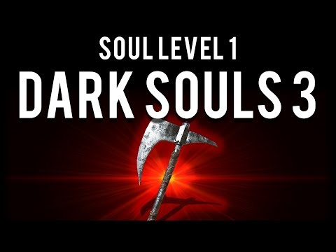 How to be OP and SL1 Dark Souls 3 (Main boss & DLC)