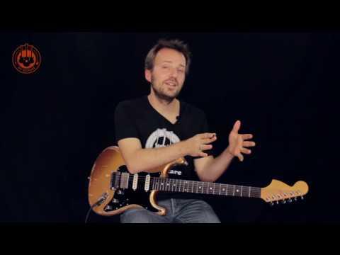 Comment jouer Under The Bridge de Red Hot Chili Peppers à la Guitare