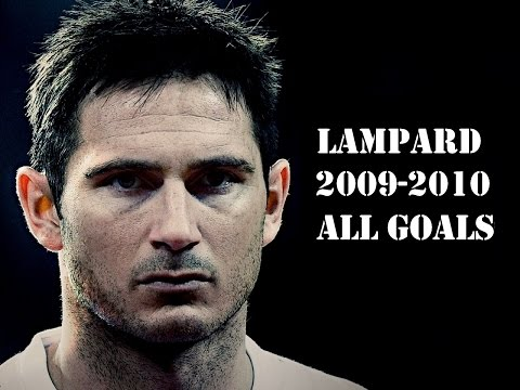 All 27 Lampard goals Chelsea season 2009 2010 HD