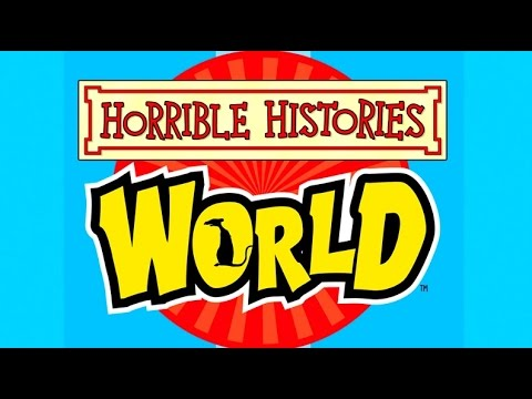 Horrible Histories book and DVD Collection update