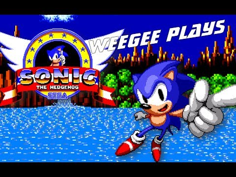 -Weegee plays- Sonic