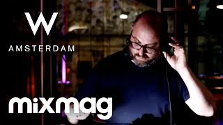 RED RACK'EM house & techno journey at W Amsterdam