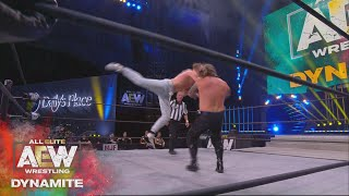 It's the Biggest Win of Orange Cassidy's Career | AEW Dynamite, 8/12/20