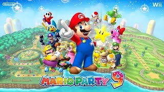 [LET'S PLAY] Mario Party 9 on the WII!