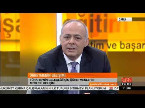 Öğretmen Akademisi Vakfı, CNN Türk Eğitim ve Başarı programının konuğu