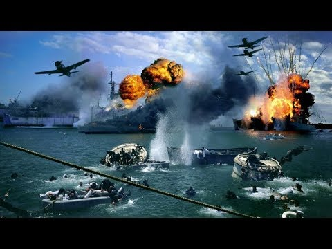The Battle of Pearl Harbor-Order of Battle Pacific