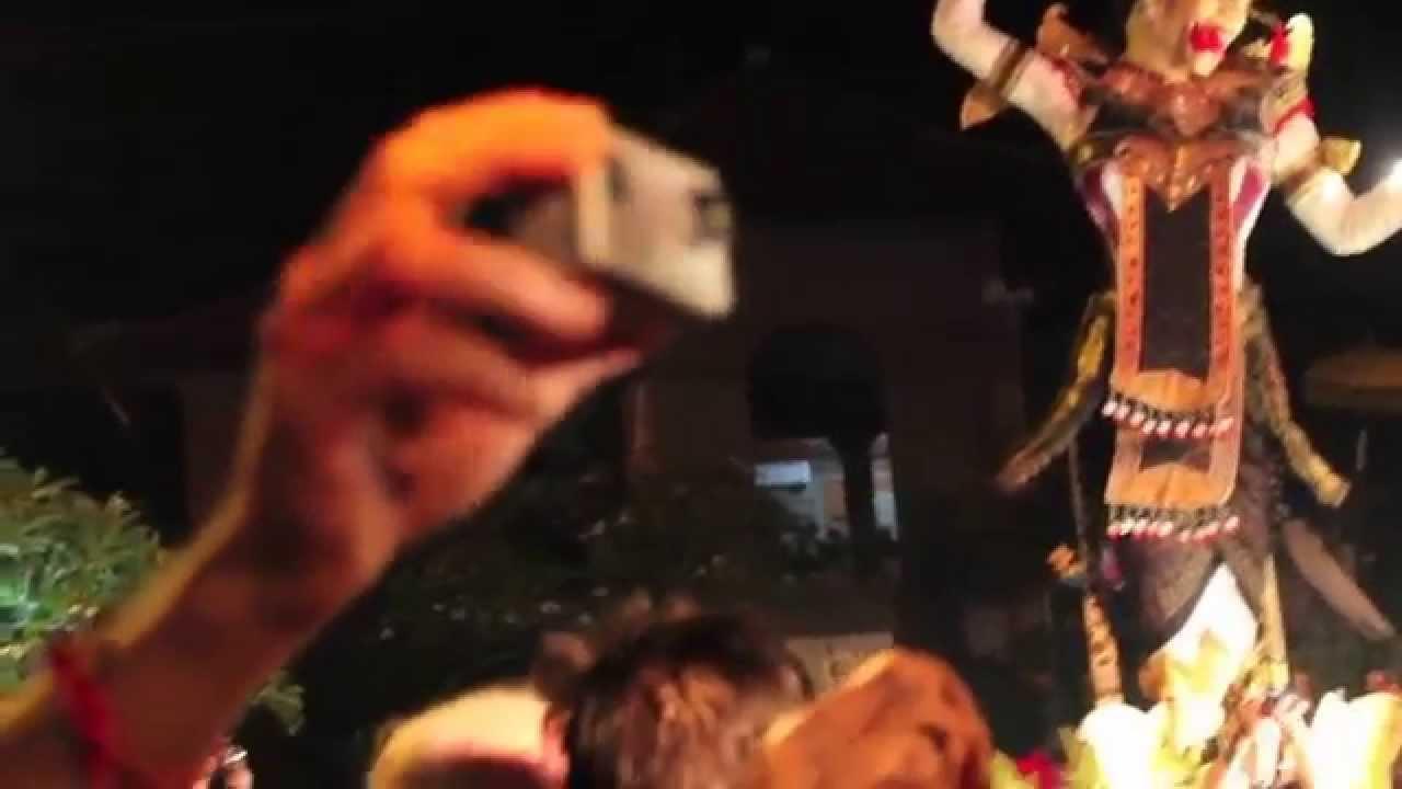 Новый год на острове Бали - YouTube