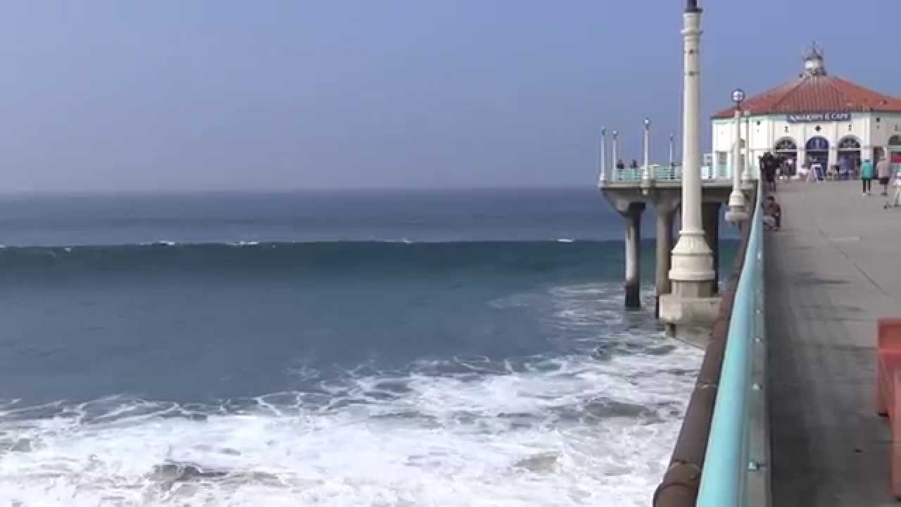 Manhattan Beach California Pier Hd 2017