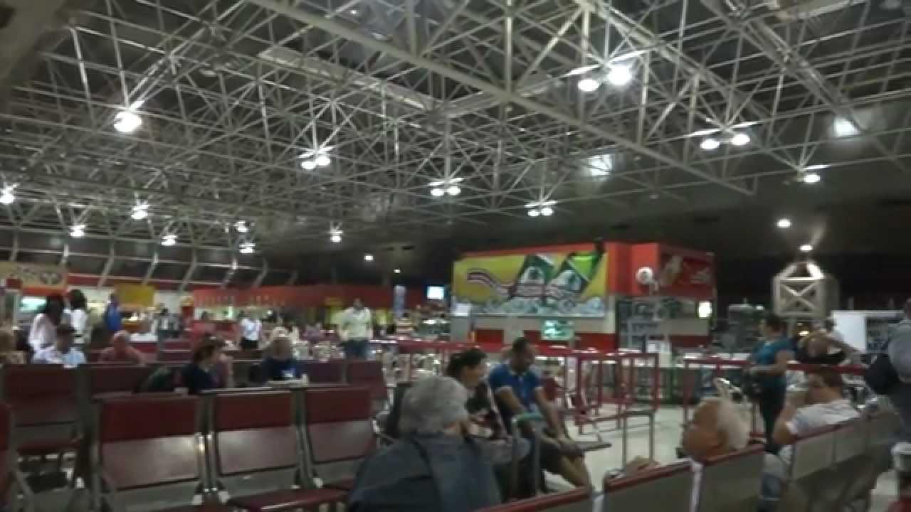 Aeroporto Havana Arrivi : José martí international airport havana cuba hav departures