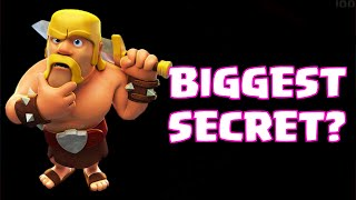 Clash of Clans BIGGEST SECRET | BEST TIP FOR MAXING YOUR BASE