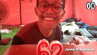 OrangDalam jadi relawan Lombok Bangun Kembali (Part-3)