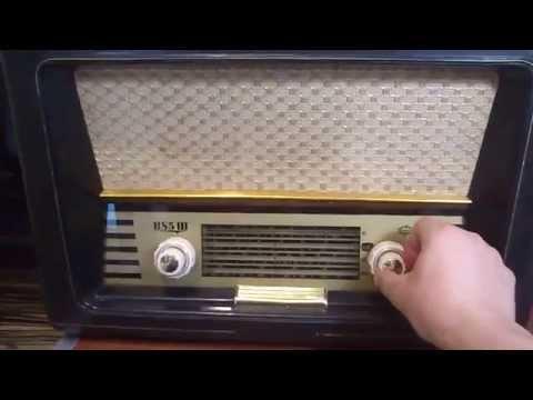 SONRA RADIO  TUBE  B85/64
