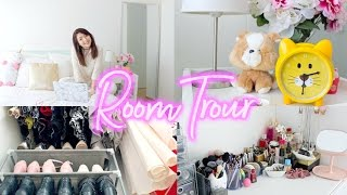ROOM TOUR // TOUR POR MI CUARTO | Ekaty