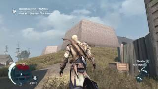 Assassin's Creed III - 4K 60 FPS ULTRA / Max Settings PC - GTX 1070 - Stephane & Petting Dogs