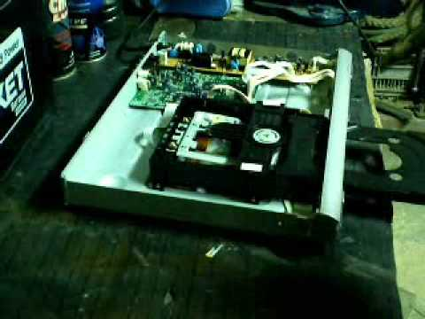 How to Clean DVD Player
