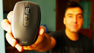 Road Tested! How Logitech MX Anywhere 2s Mouse Holds Up After 1 Year