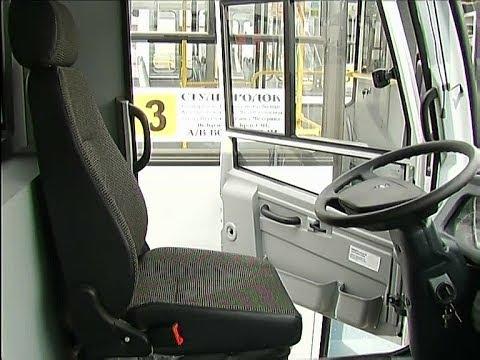 На маршрут №3 закупили 20 новых автобусов