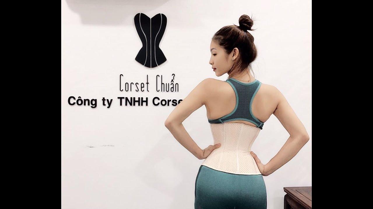 [ Tập 3 ] – Cách đeo nịt bụng Corset chuẩn đúng cách và hiệu quả