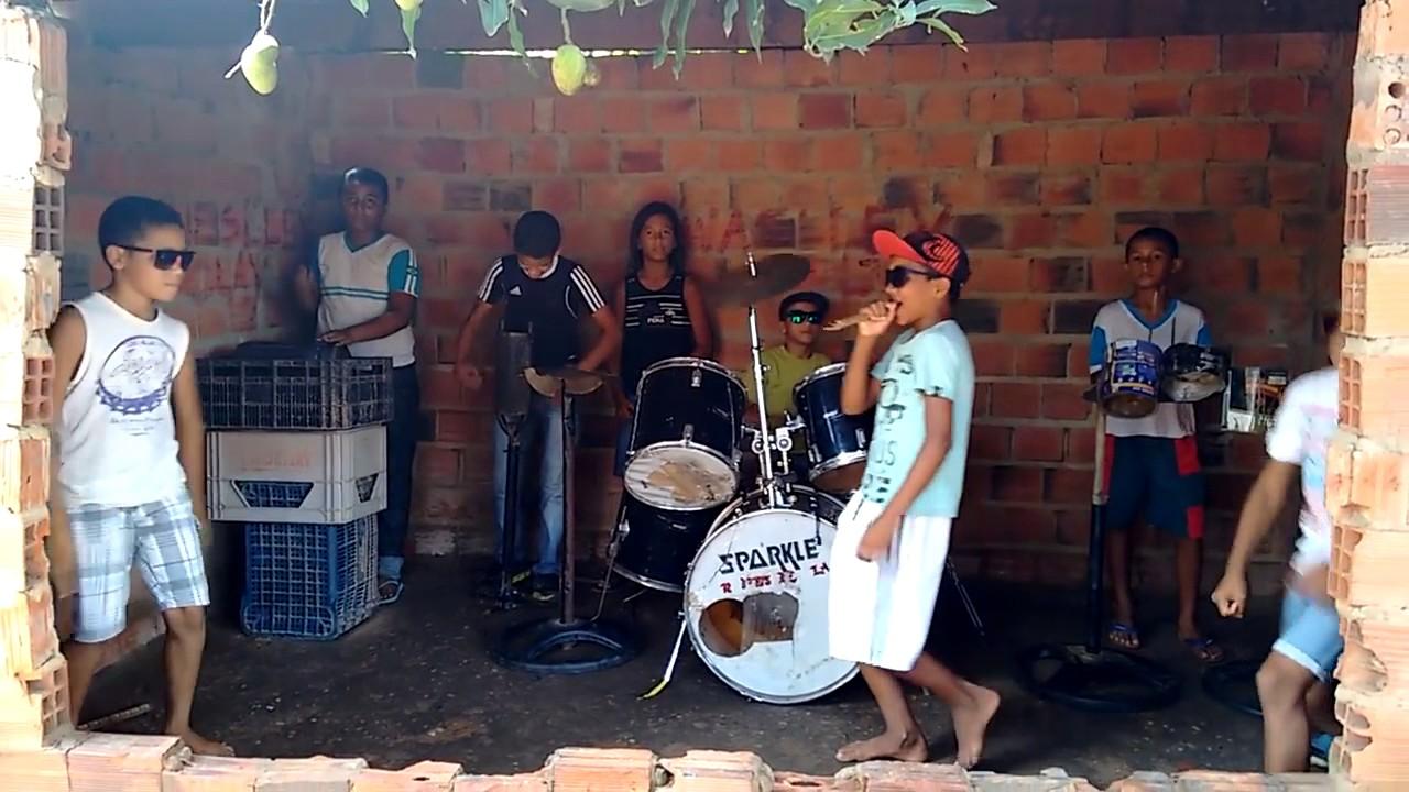Banda Pegada De Pivete Só No Improviso_HD NA KONDZILLA FUNK