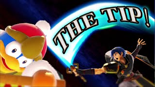 ALL I WANTED WAS TIPPERS - Marth Gameplay Smash Bros Ultimate