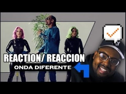 Anitta ft Ludmilla & Snoop Dogg & Papatinho - Onda Diferente   Reaction Reaccion