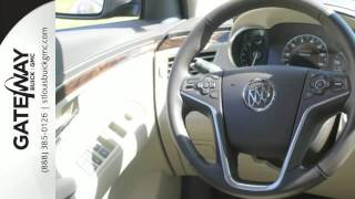 New 2016 Buick LaCrosse St Louis MO St Charles, MO #160581