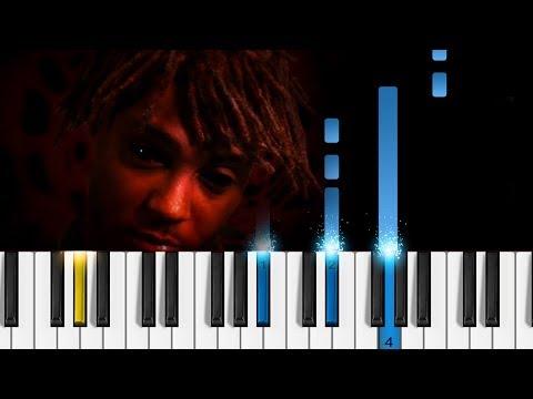Juice WRLD - Lucid Dreams - Piano Tutorial / Piano Cover