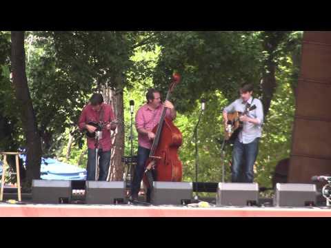 Matt Flinner Trio - RockyGrass 7-27-14 Lyons, CO HD tripod