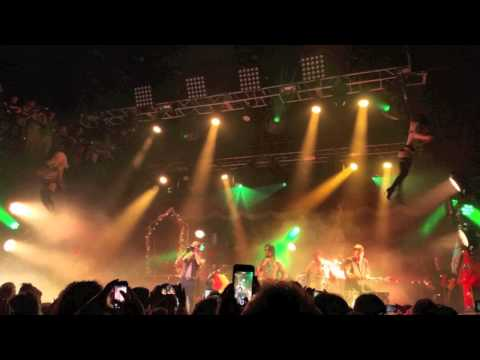 Jane's Addiction Live in Las Vegas May 2014