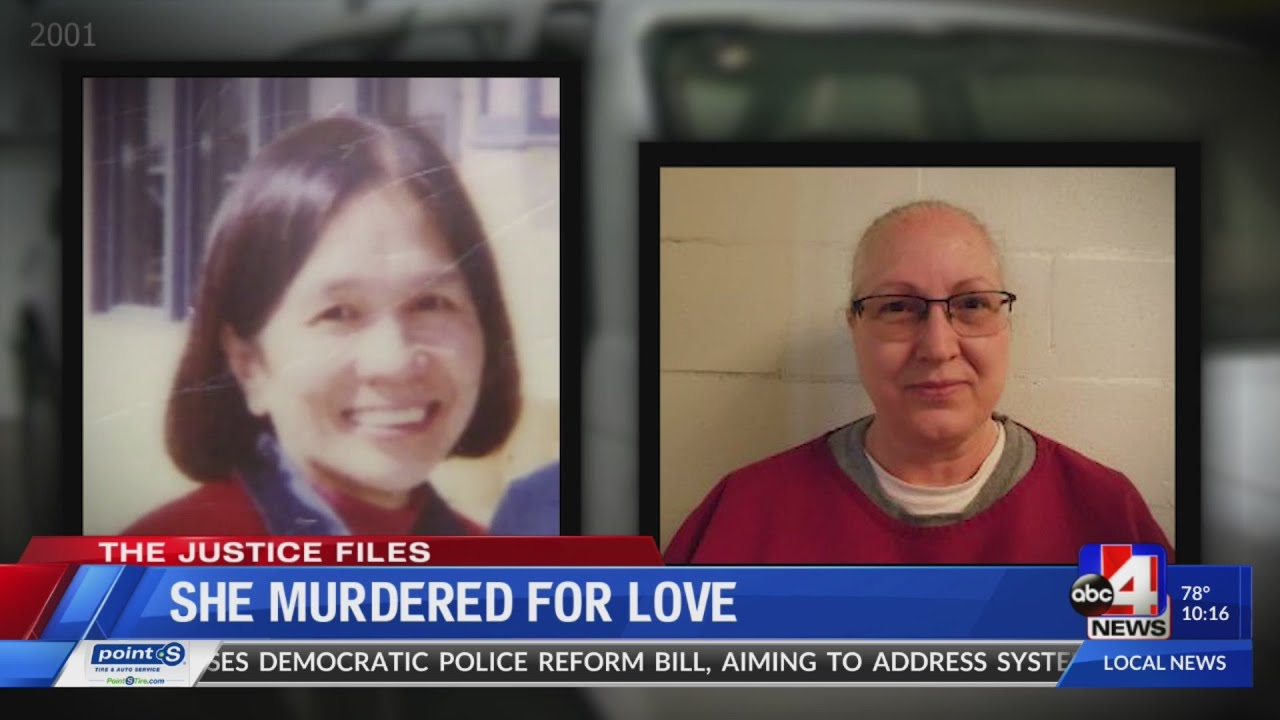 The Justice Files: She murdered for love